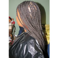 Knotless Box Braids Natural Hair Protective Styles In