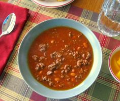 Need a quick dinner idea? How about a bowl of Quick and Easy Chili. With this recipe you'll have your chili on the table in 30 minutes or less. Perfect for a cold winter's night!