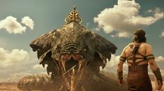 Image result for gods of egypt snake riders