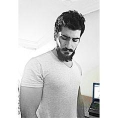 #beard #bodybuilding #style #Turkishman