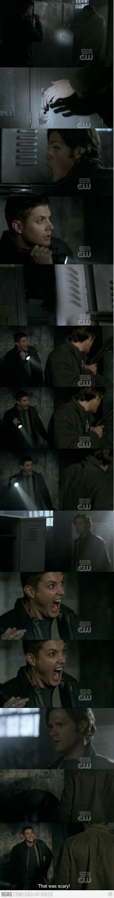 Probably my favorite scene from my favorite episode!  (Not counting that post credit song of awesomeness, of course!)