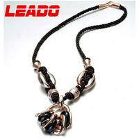 LEADO new 2014 fashion brand autumn metal long rope statement necklaces chains jewelry for women girls wedding accessories LJ043