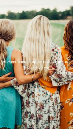 Quotes about Friendship for Women | Bible Verses about Friendship | A Sweet Friendship Refreshes the Soul | thesoulscripts.com