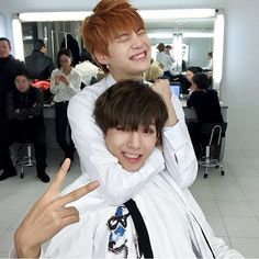 I don't know what this ship is but I ship it ~ #taegi