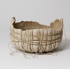 Contemporary Basketry: Talia Mukmel