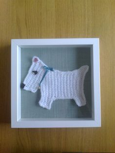 Crochet Scottie