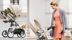 The Stokke ® pushchairs are a brilliant, multi-talented stroller range ideal for every child | Available from BackInAction