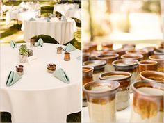 handmade ceramic cup wedding favors