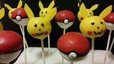 Pokemon cake pops https://www.facebook.com/roartasticdesserts/
