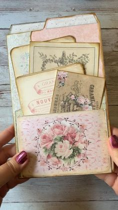 Journal Paper, Art Journal Pages, Journal Cards, Junk Journal, Scrapbook Albums, Scrapbook Paper, Scrapbook Journal, Pink Paper, Paper Paper