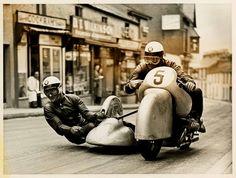 Vintage TT shot!
