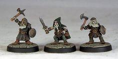 DU1 – Duergar Warriors I (3) | Otherworld Miniatures