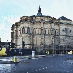 """""""The McEwan Hall is the graduating hall of the University of Edinburgh, in Edinburgh, the capital of Scotland. It was presented to the University in 1897…"""""""