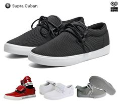 5c13357407b The Cuban sneaker collection by Supra Footwear is growing day by day