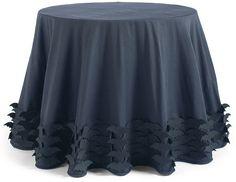 #Grandinroad              #table                    #Bats #Table #Linens      Bats Table Linens                                   http://www.seapai.com/product.aspx?PID=713845