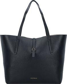 4ea9c0edde7eb Coccinelle Dione Shopper Tasche Leder 35 cm My Bags