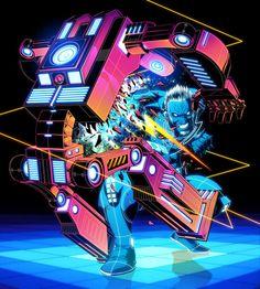 ARTIST: Godtail (ゴッドテイル) - God Maker #Yellowmenace
