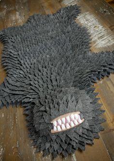 Monster Rug