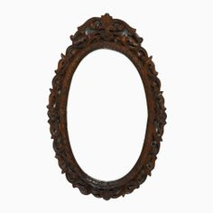 Mangifera Carved Wood Mirror   Shop   Project Bly