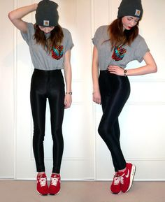 hipster outfits with leggings - Google Search