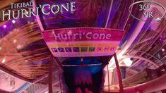 Tikibad 2019 Hurri'Cone 360° VR POV Onride