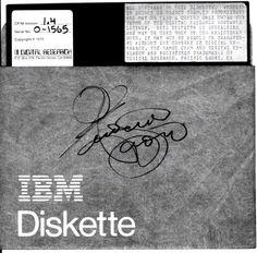 CP/M Version 1.4 Diskette, 1978