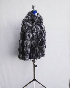 http://ift.tt/2yx2LPQ #designer #foxfur #real #fur #furjacket #jacket #hot  #etsy #silver #gray #women #clothing #collection #fw2018 #fall2018collection #accessories #handmadejewelry #jewelry #handmade #wordwide #celebrity #must #luxury