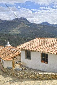 Bella imagen... Los Nevados, Edo. Mérida. #Venezuela
