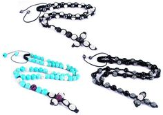 Colorful  Hematite Necklace with Pendant Jewelry Gift
