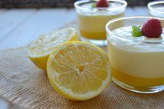 No sin mi taper: Mousse de lemon curd