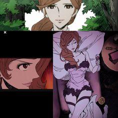 Female Characters, Anime Characters, Lupin The Third, Female Armor, Illustrator Tutorials, Anime Figures, Manga Comics, Game Art, Art Drawings