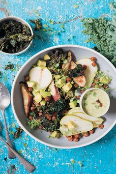Fresh pear recipes salad