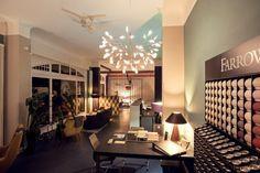 Innenarchitektur Carbone die besten restaurants zum essen während light and building