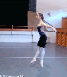 """balletomaneassoluta: """" Maria Kochetkova """""""