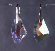 Swarovski krystaller ørepynt