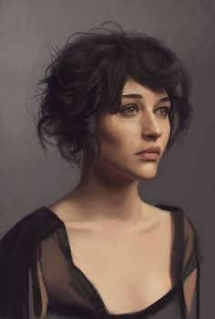 artissimo:  portrait study by carlos albertoSpectrum 5: The Best in Contemporary Fantastic Art