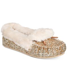6eeecd0f7f2 INC International Concepts I.N.C. Yeldie Slippers