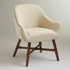 One of my favorite discoveries at WorldMarket.com: Rowen Dining Chairs, Set of 2