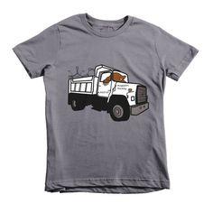 Avogadro's Trucking Short sleeve kids t-shirt
