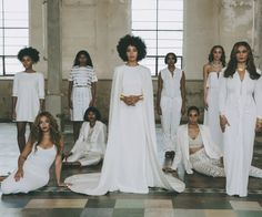 Love Solange's gown