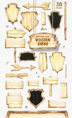Watercolor Clipart wood planks by OctopusArtis Home Decor Catalogs, Home Decor Store, Home Decor Fabric, Cheap Home Decor, Watercolor Clipart, Watercolor On Wood, Wood Plank Art, Wood Planks, Konmari
