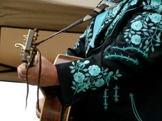 Marty Stuart at Indian Ranch, Webster, MA September 2011.  © Cindy Regan, all rights reserved