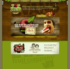 Fruit Company, Design Museum, Web Design, Website, Design Web, Website Designs, Site Design
