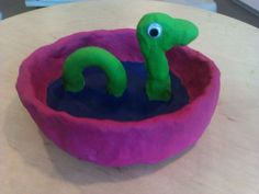 Picture of Clay Loch Ness Ashtray