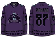 Geeky Jerseys | Only Available for a Limted Time! Cenobites