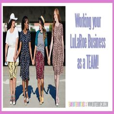 Working your LuLaRoe