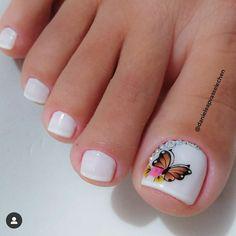 Toe Nail Art, Toe Nails, Coffin Nails, Men Nail Polish, Girly Girl Outfits, Elegant Nails, Toe Nail Designs, Sexy Toes, Long Acrylic Nails