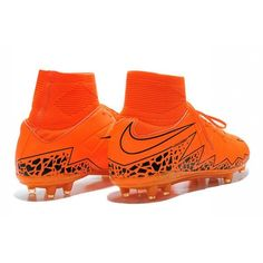 2015 Nike HyperVenom Phantom II FG Football Boots Orange Black 299cc7e48bbf4