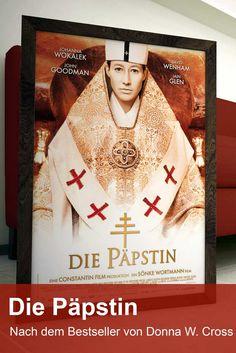 Mein Filmtipp: Die Päpstin – Die Literaturverfilmung des Bestsellers von Donna W. Cross mit Johanna Wokalek