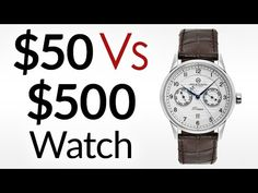 Cheap vs expensive high end quality luxury watches High End Watches, Best Watches For Men, Real Men Real Style, Steve King, Luxury Watches, Men's Watches, Low End, Patek Philippe, Mechanical Watch